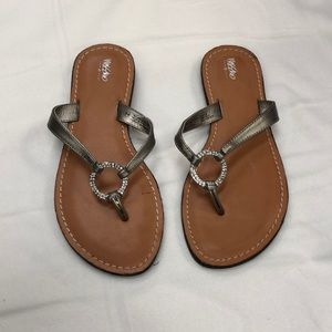 Brand new Mossimo sandals